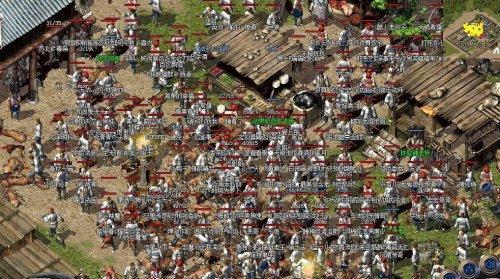 血量倍漩涡的玩家都打不过地下城私服网